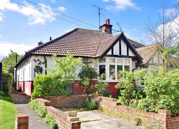 Thumbnail 2 bed semi-detached bungalow for sale in The Bridge Approach, Whitstable, Kent