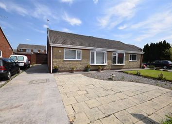 Thumbnail 2 bed semi-detached bungalow for sale in Doodstone Avenue, Lostock Hall, Preston, Lancashire