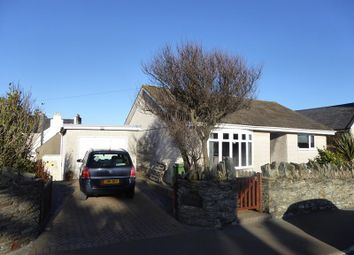 Thumbnail 4 bed detached bungalow for sale in Queens Road, Port St Mary