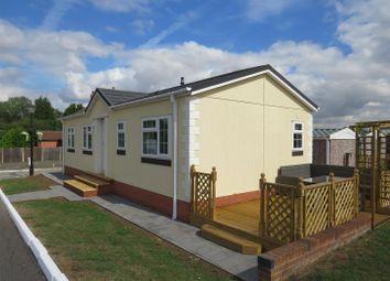 Thumbnail 2 bed mobile/park home for sale in Sparrow Lane, High Marnham, Newark