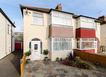 Thumbnail Semi-detached house for sale in Hamilton Avenue, Sutton, Surrey