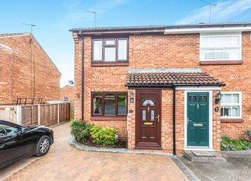 Thumbnail 2 bed semi-detached house to rent in Rangeworthy Close, Redditch