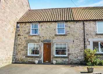 Thumbnail 3 bed cottage for sale in Main Street, Lowick, Berwick-Upon-Tweed