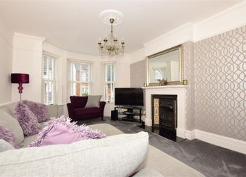 Thumbnail 4 bed semi-detached house for sale in Western Avenue, Ashford, Kent