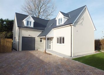 Thumbnail 4 bedroom detached house for sale in Sandalwood, Wooden, Saundersfoot, Pembrokeshire