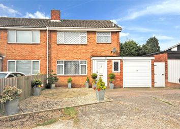 Thumbnail 3 bed semi-detached house for sale in Beacon Way, Park Gate, Southampton