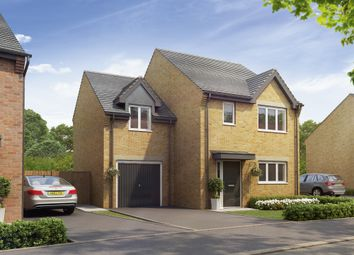 "Thumbnail 4 bed detached house for sale in ""The Dee"" at Crossley Street, Gorton, Manchester"