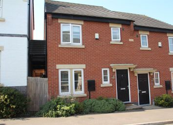 Thumbnail 3 bed semi-detached house for sale in Burtons Road, Rothley, Leicester