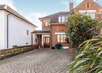 Thumbnail 5 bedroom semi-detached house to rent in Watling Street, Bexleyheath