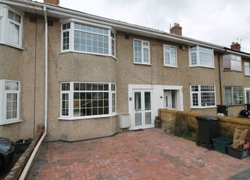 Thumbnail 3 bed terraced house to rent in Nibley Road, Shirehampton, Bristol