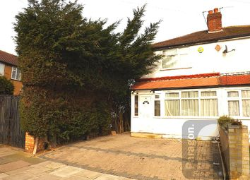 Thumbnail 1 bed maisonette to rent in Wood End Close, Northolt