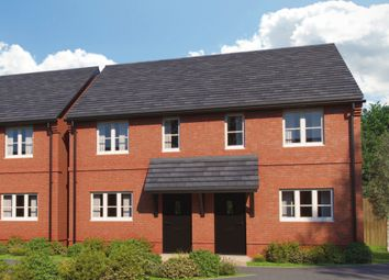 Thumbnail 2 bedroom semi-detached house for sale in Plot 23 High Street, Drayton, Oxfordshire