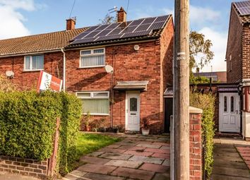 Thumbnail 2 bed semi-detached house for sale in Cornwall Crescent, Brinnington, Stockport, Greater Manchester