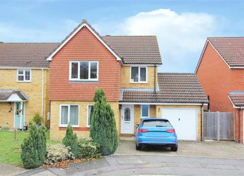 Thumbnail 4 bed detached house for sale in Canon Woods Way, Kennington, Ashford