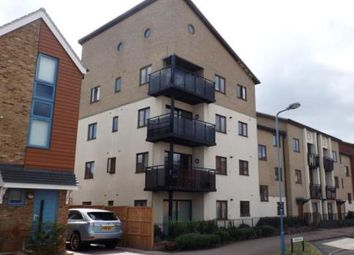Thumbnail 2 bed flat for sale in Goodrington Place, Broughton, Milton Keynes, Buckinghamshire