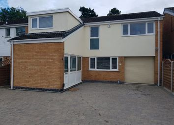 Thumbnail 4 bed detached house for sale in Milton Crescent, Off Anstey Lane