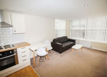 Thumbnail 1 bed flat to rent in Headlands Road, Pontefract, Wakefield