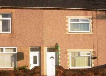 Thumbnail 1 bed terraced house to rent in West Terrace, Stakeford