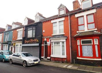 Thumbnail 3 bedroom terraced house for sale in Beaumont Road, Middlesbrough, North Yorkshire