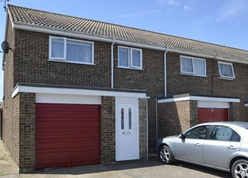Thumbnail 3 bedroom end terrace house for sale in Recreation Close, Felixstowe