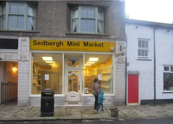 Thumbnail Retail premises to let in Main Street, Sedbergh, Cumbria