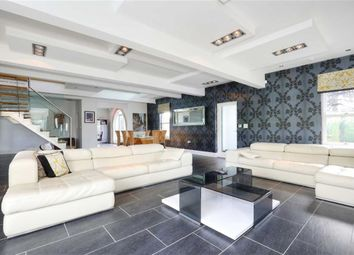 Thumbnail 4 bed detached house for sale in Hallam View, Manchester Road, Hollow Meadows