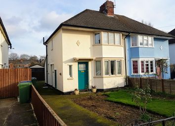 Thumbnail 3 bed semi-detached house for sale in Wolvercote, Oxford