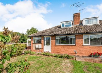 Thumbnail 2 bed bungalow for sale in Dearnsdale Close, Stafford