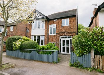 Thumbnail 4 bed detached house for sale in St. Helens Road, West Bridgford, Nottingham