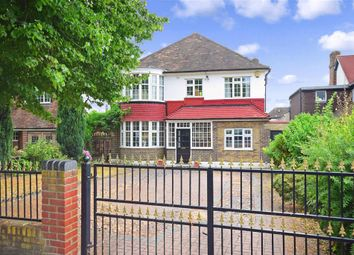 Thumbnail 4 bed detached house for sale in Broomhill Walk, Woodford Green, Essex