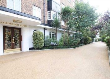 Thumbnail 3 bedroom flat to rent in Marlborough Court, Pembroke Road, Kensington
