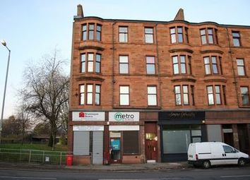 Thumbnail 1 bed flat to rent in Dumbarton Road, Glasgow