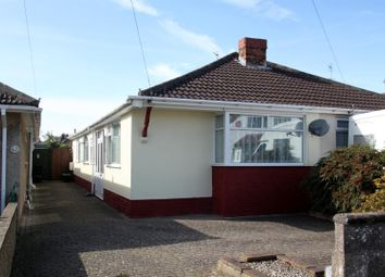 Thumbnail 2 bed semi-detached bungalow for sale in Wellsea Grove, Weston-Super-Mare