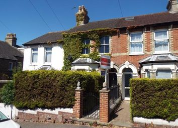 Thumbnail 2 bed terraced house for sale in Nightingale Road, Dover, Kent, England