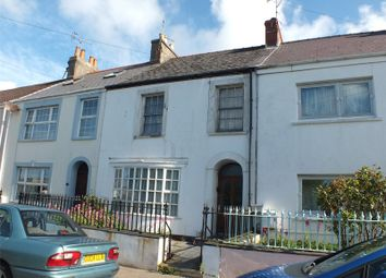 Thumbnail 3 bed terraced house for sale in Charles Street, Milford Haven, Pembrokeshire