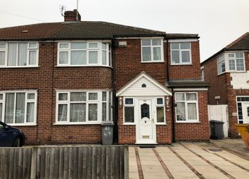 Thumbnail 4 bed semi-detached house for sale in Gleneagles Avenue, Belgrave, Leicester