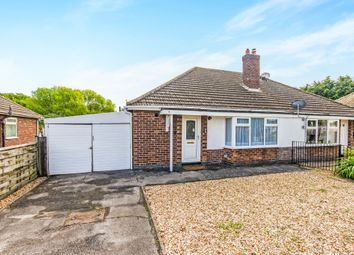 Thumbnail 2 bed semi-detached bungalow for sale in Ancaster Avenue, Chapel St. Leonards, Skegness