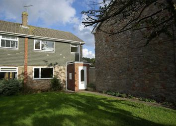 Thumbnail 3 bed end terrace house to rent in Laxton Close, Olveston, Bristol