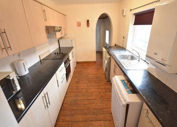 Thumbnail 5 bedroom maisonette to rent in Helmsley Road, Sandyford, Newcastle Upon Tyne
