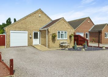 Thumbnail 3 bed detached bungalow for sale in Swan Gardens, Parson Drove, Wisbech