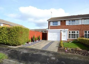 Thumbnail 3 bedroom semi-detached house for sale in Buckden Close, Woodley, Reading