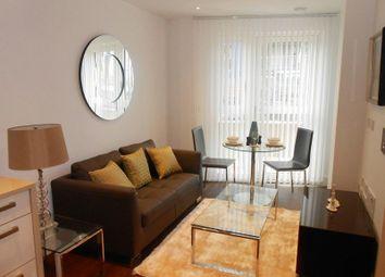 Thumbnail Studio to rent in Queensland Terrace, Finsbury Court, Islington