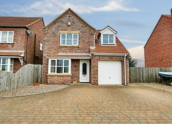 Thumbnail 3 bed detached house for sale in Pit Lane, Ryehill, Hull