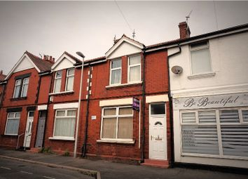 Thumbnail 2 bedroom terraced house for sale in Lyncroft Crescent, Blackpool
