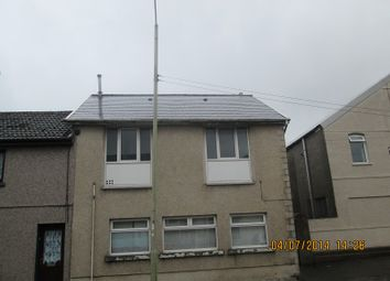 Thumbnail 2 bed flat for sale in 59 B Castle Street, First Floor Flat, Maesteg, Bridgend.