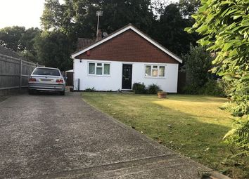 Thumbnail 3 bed detached bungalow for sale in Elger Way, Copthorne, Crawley, West Sussex