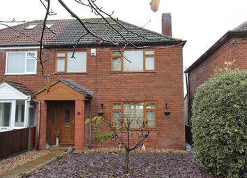 Thumbnail 3 bed semi-detached house for sale in Chapel Street, Long Lawford, Rugby, Warwickshire