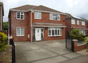 Thumbnail 4 bed detached house to rent in Ravendale Road, Cleethorpes