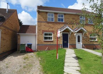 Thumbnail 3 bedroom semi-detached house for sale in Thornhill Close, Shildon