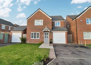 Thumbnail 4 bed detached house for sale in Belford Court, Devonworth Place, Blyth
